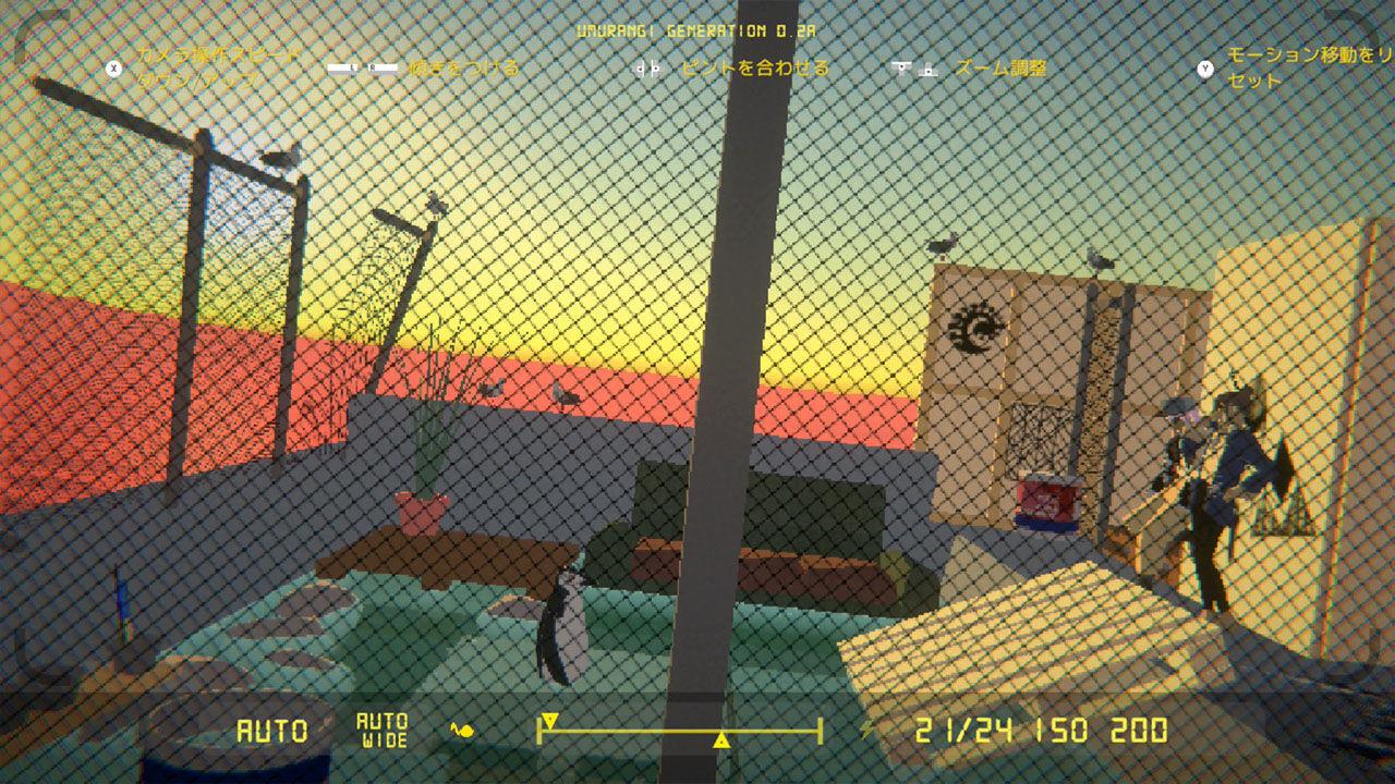 摄追赤红末世代:特别版(Umurangi Generation Special Edition)插图4