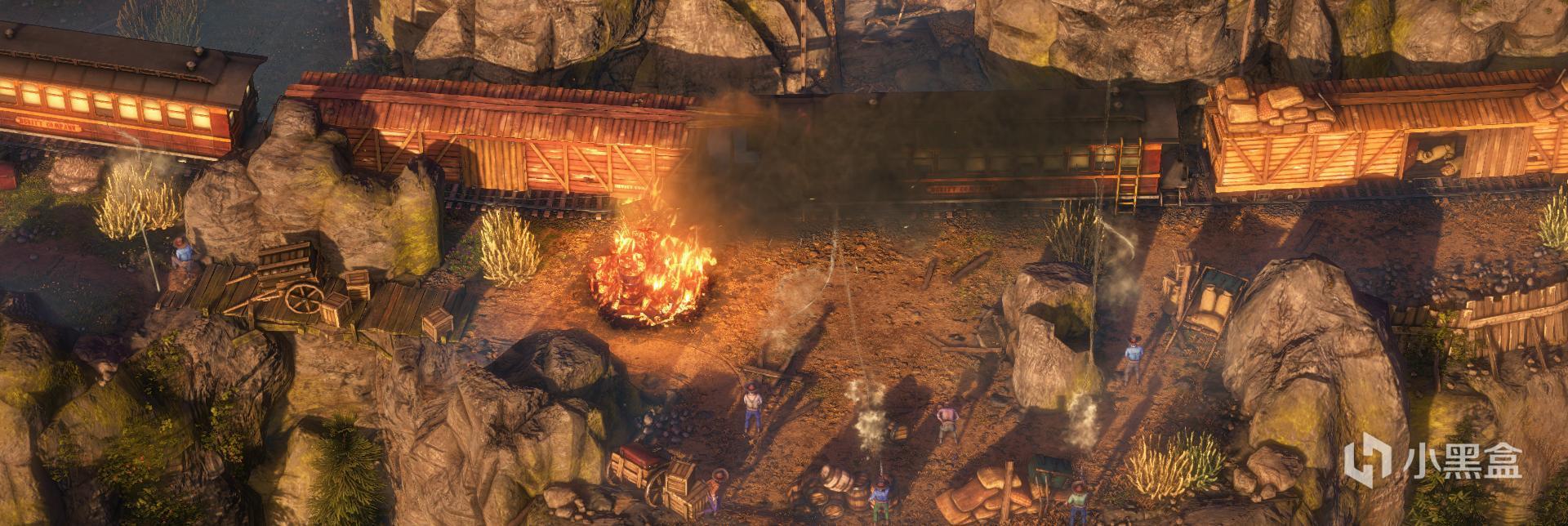 """《赏金奇兵3》评测:即时战术与剧情的巧妙结合构建的""""残酷""""西部世界"""