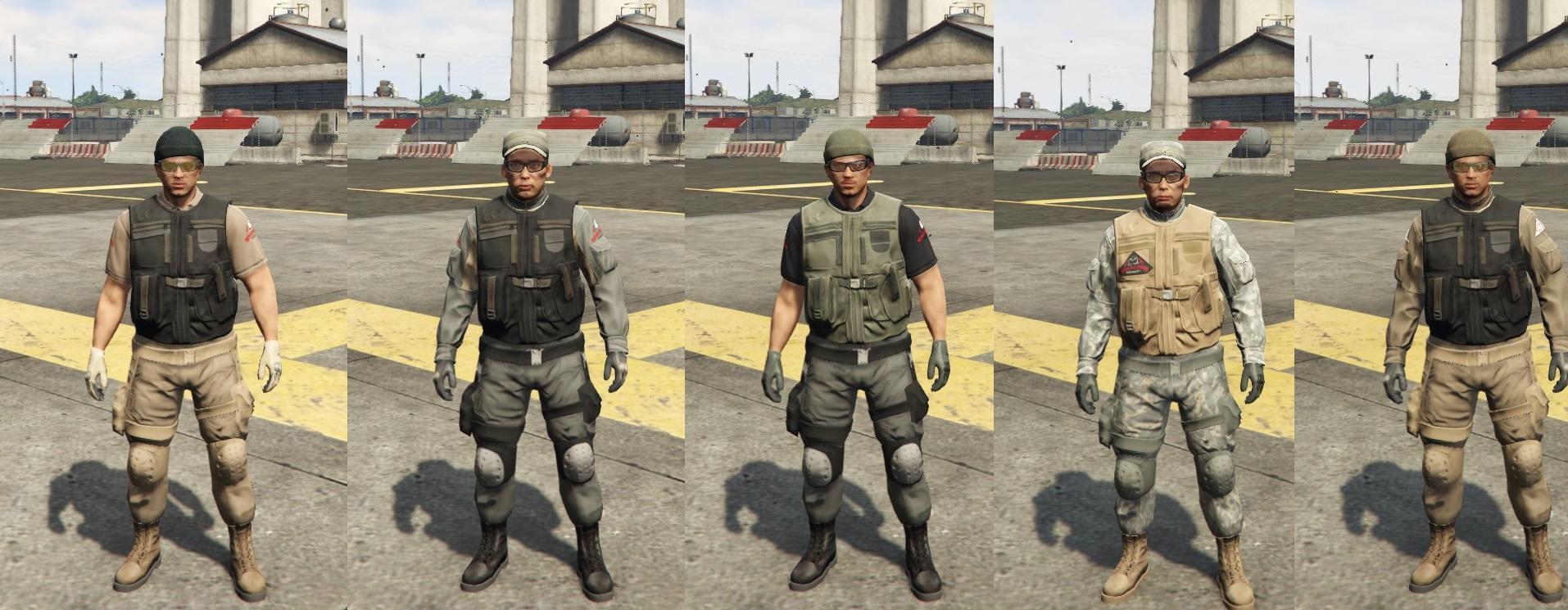 【知己知彼百战不殆】《GTA》系列武装力量简介:梅利威瑟私人安保插图5
