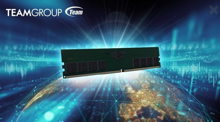 十铨公布 DDR5-4800 内存:功耗降低 10%,支持 ECC