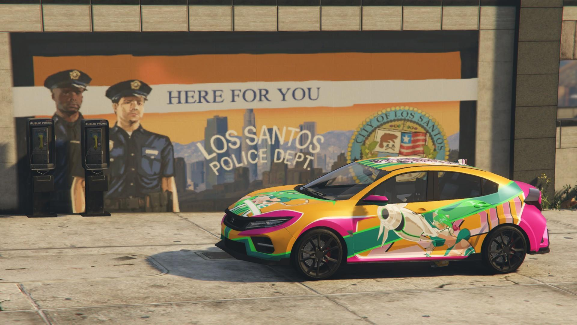 《GTA5:经典跑车今犹在,不见当年洛城王》插图23