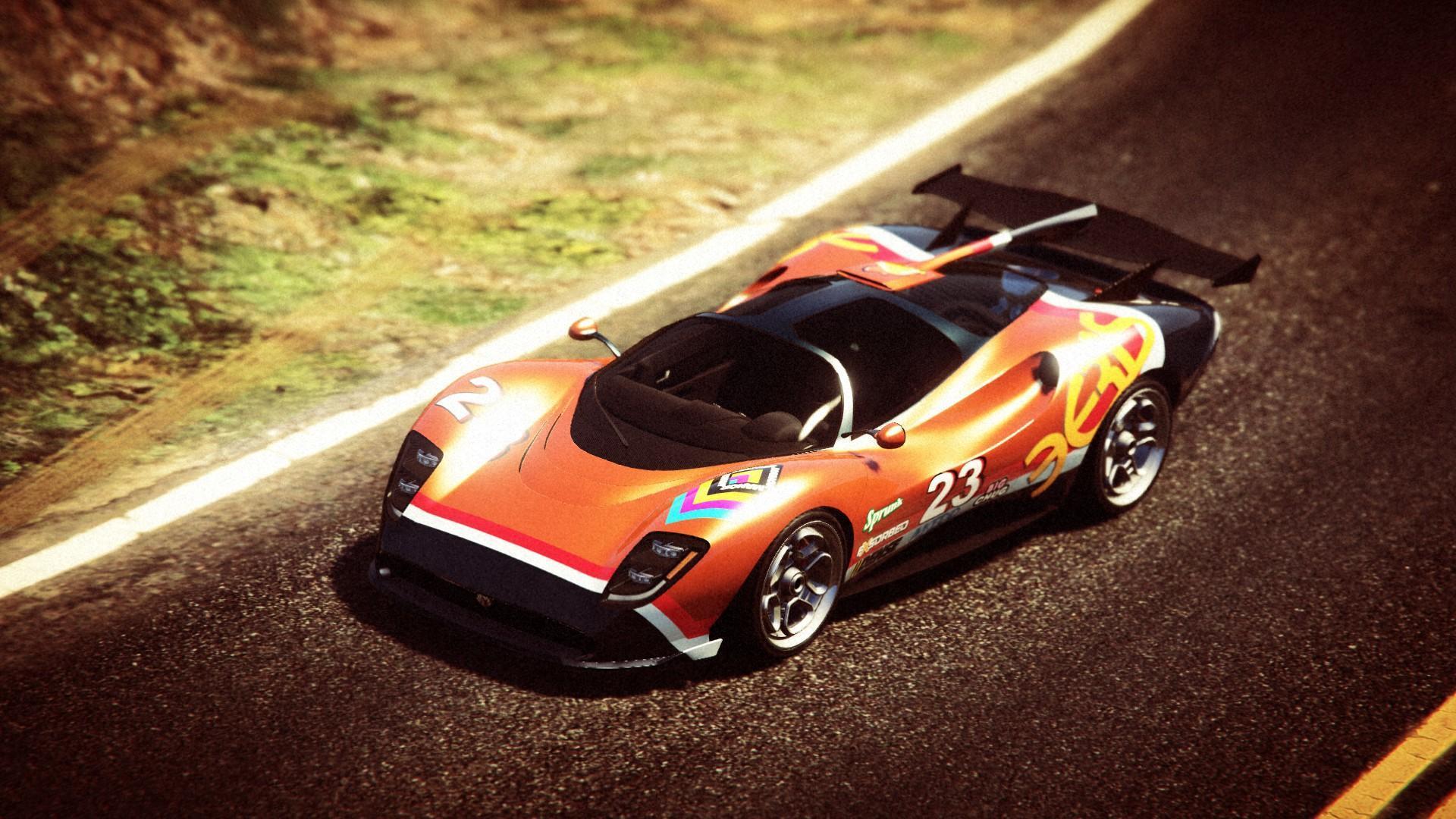 《GTA5:经典跑车今犹在,不见当年洛城王》插图12