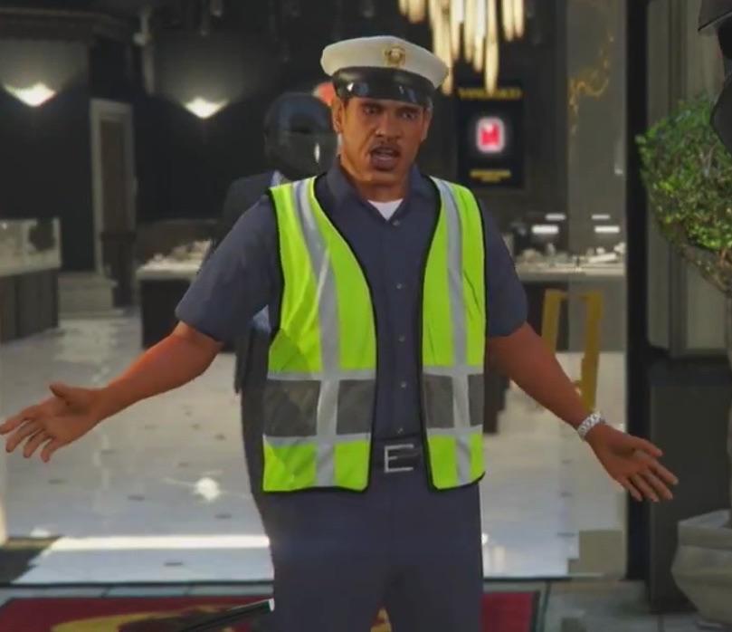 【知己知彼百战不殆】《GTA》系列武装力量简介:梅利威瑟私人安保插图1