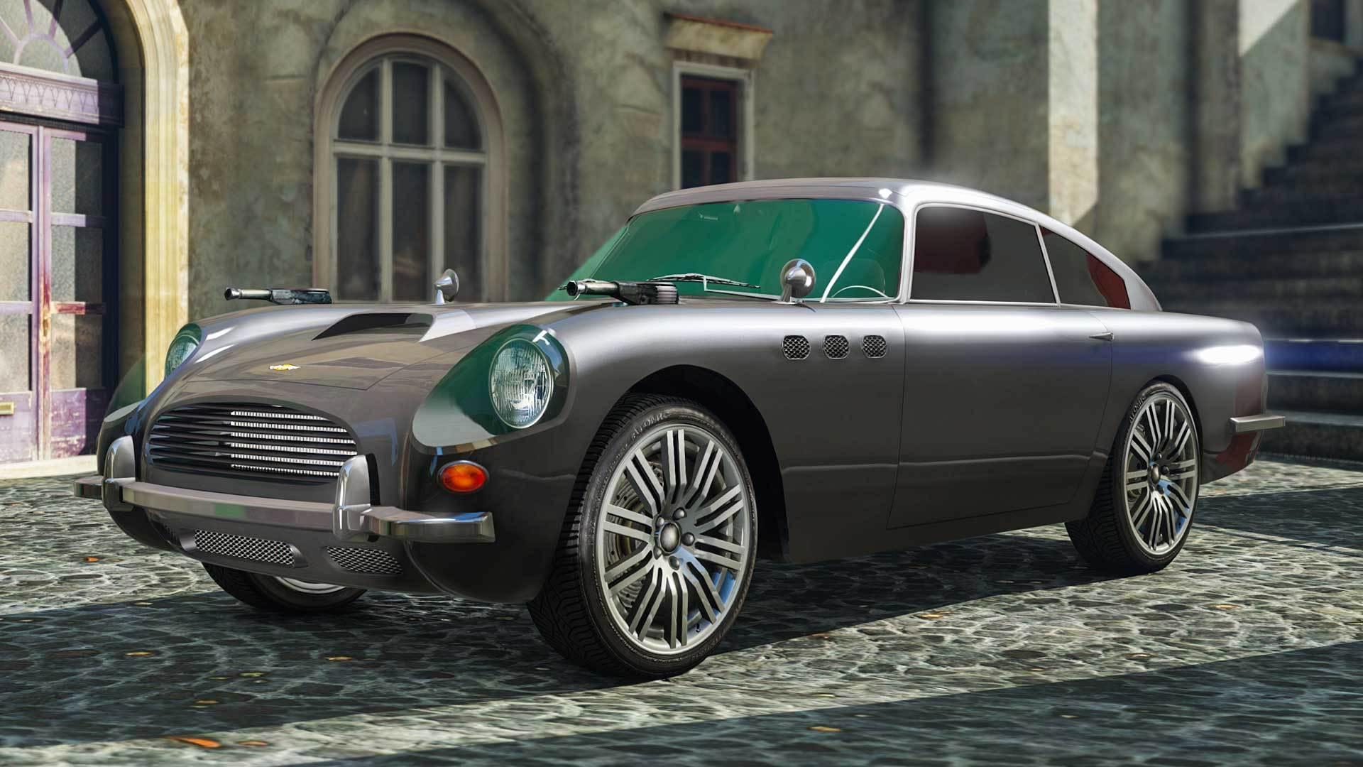 《GTA5:经典跑车今犹在,不见当年洛城王》插图24