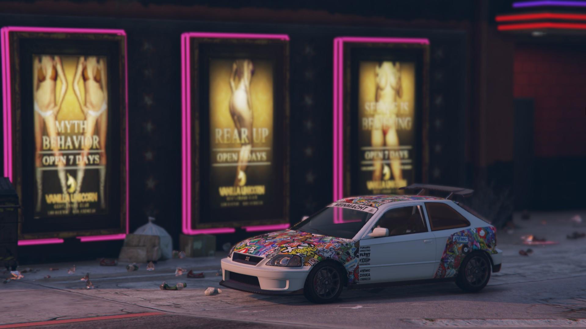 《GTA5:经典跑车今犹在,不见当年洛城王》插图30