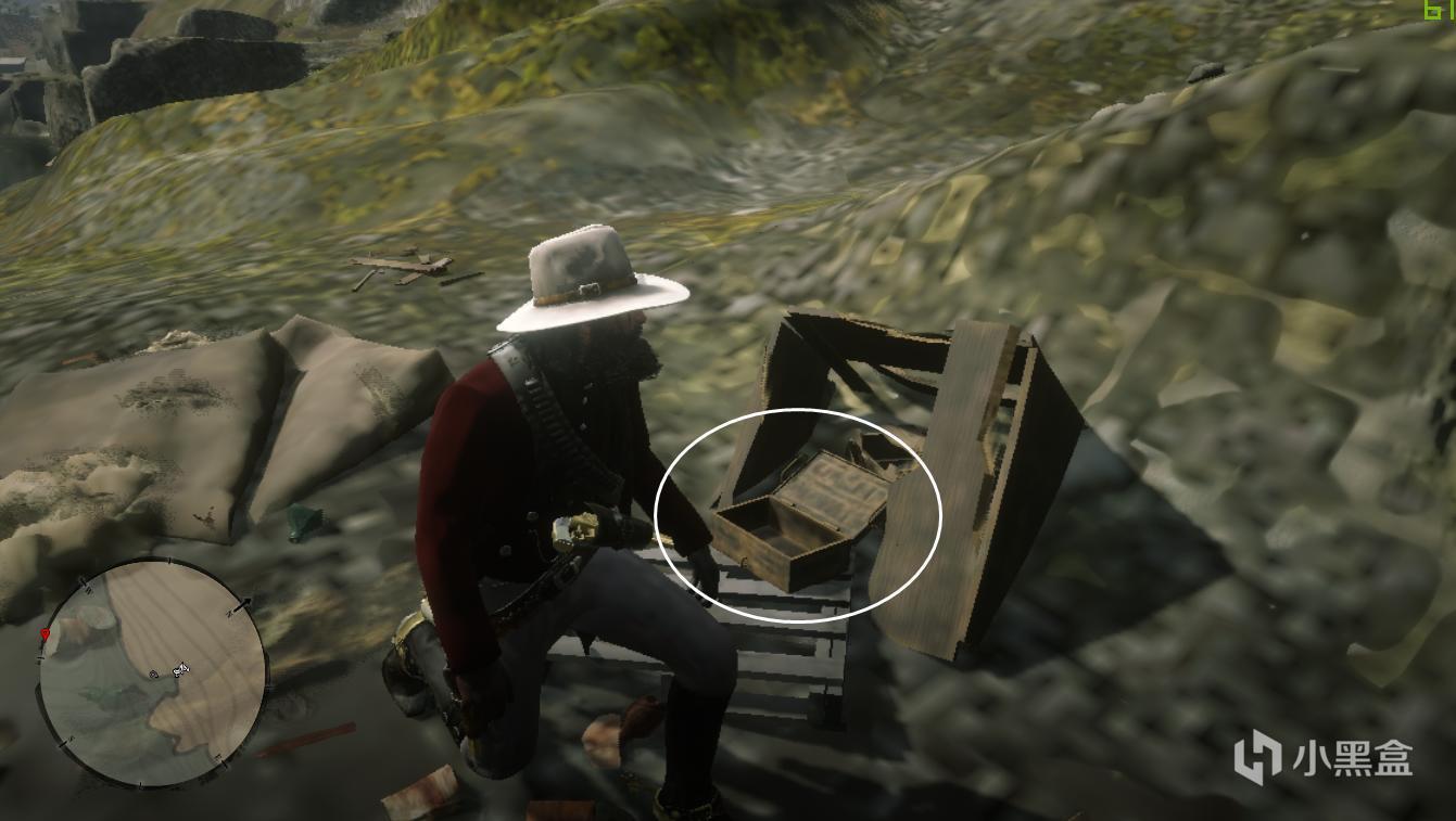 荒野大镖客救赎2隐藏小饰物和护身符位置一览