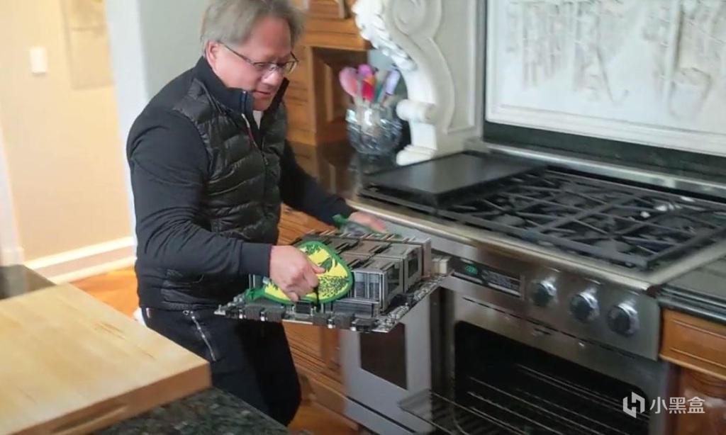 Nvidia CEO黄仁勋表态:主机不是PC平台的竞争对手
