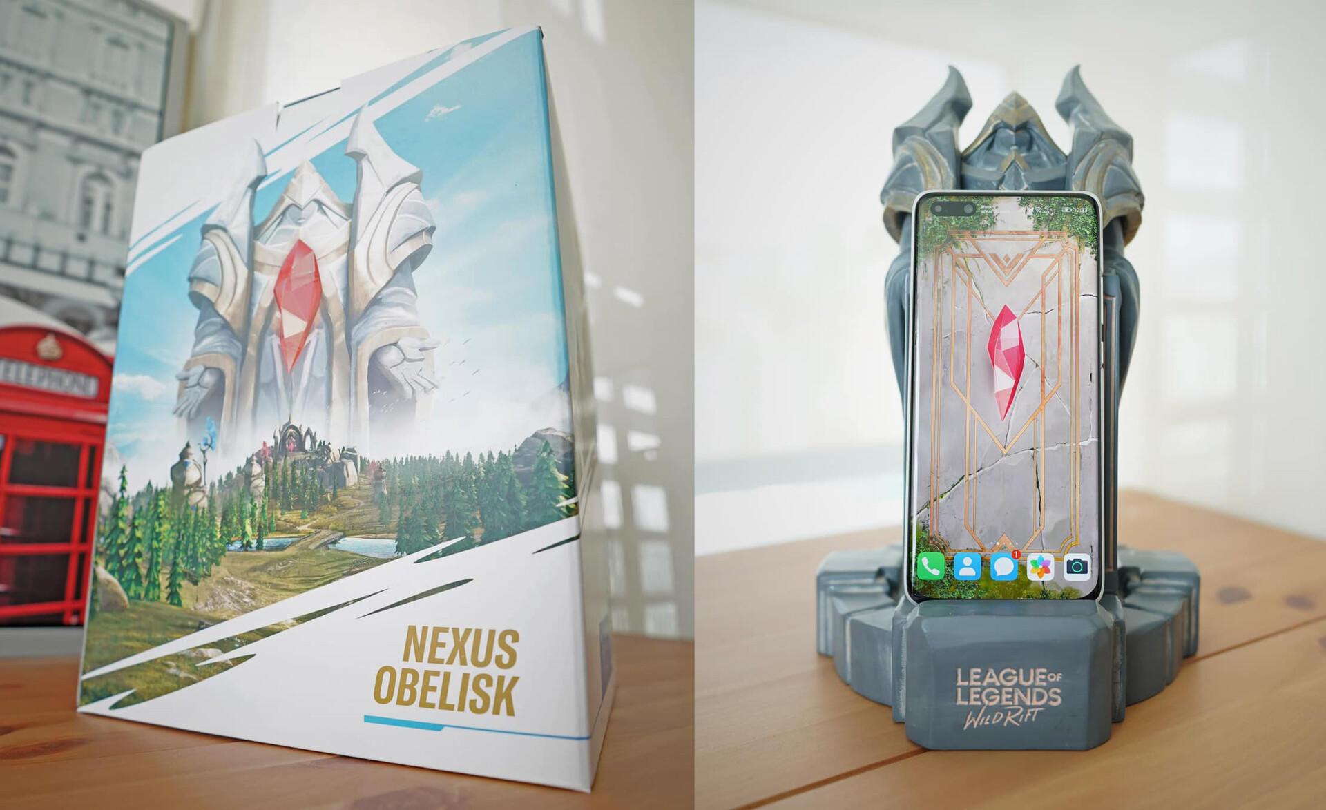 《英雄联盟手游》设计师分享场景原画、手机壁纸