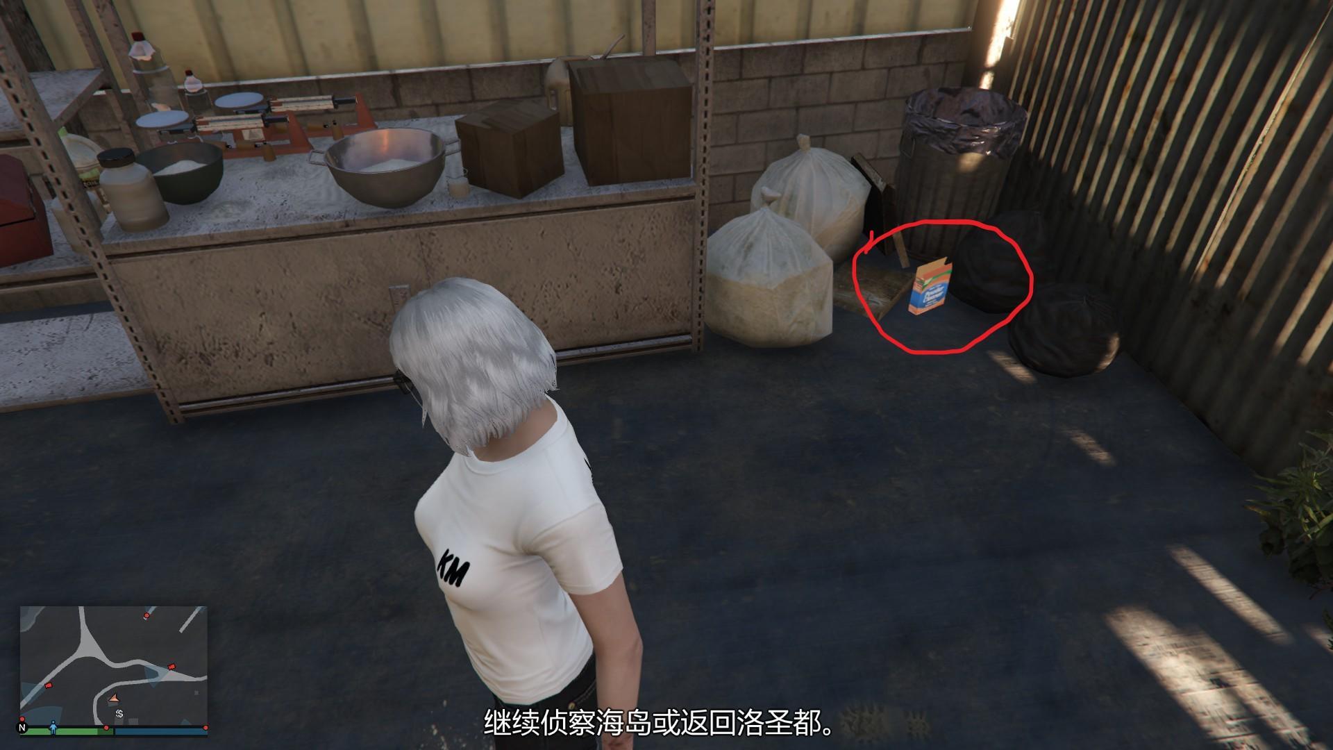 """《GTA 5:佩岛劫案》""""隐藏元素""""一览插图3"""