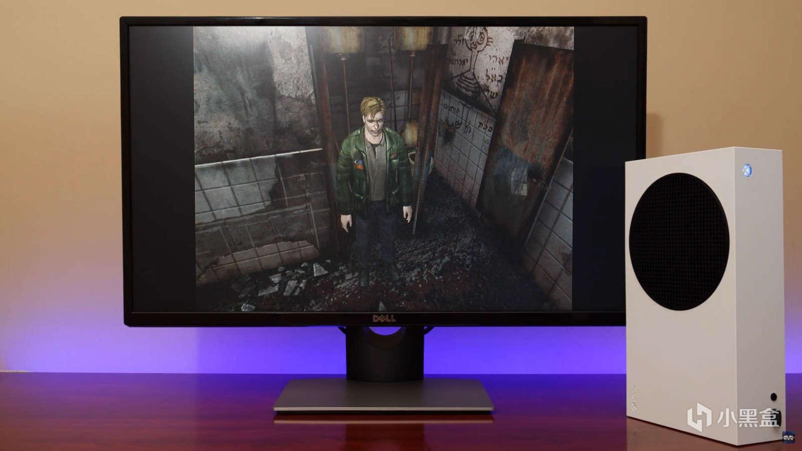 玩家在XSX上成功运行PS2模拟器