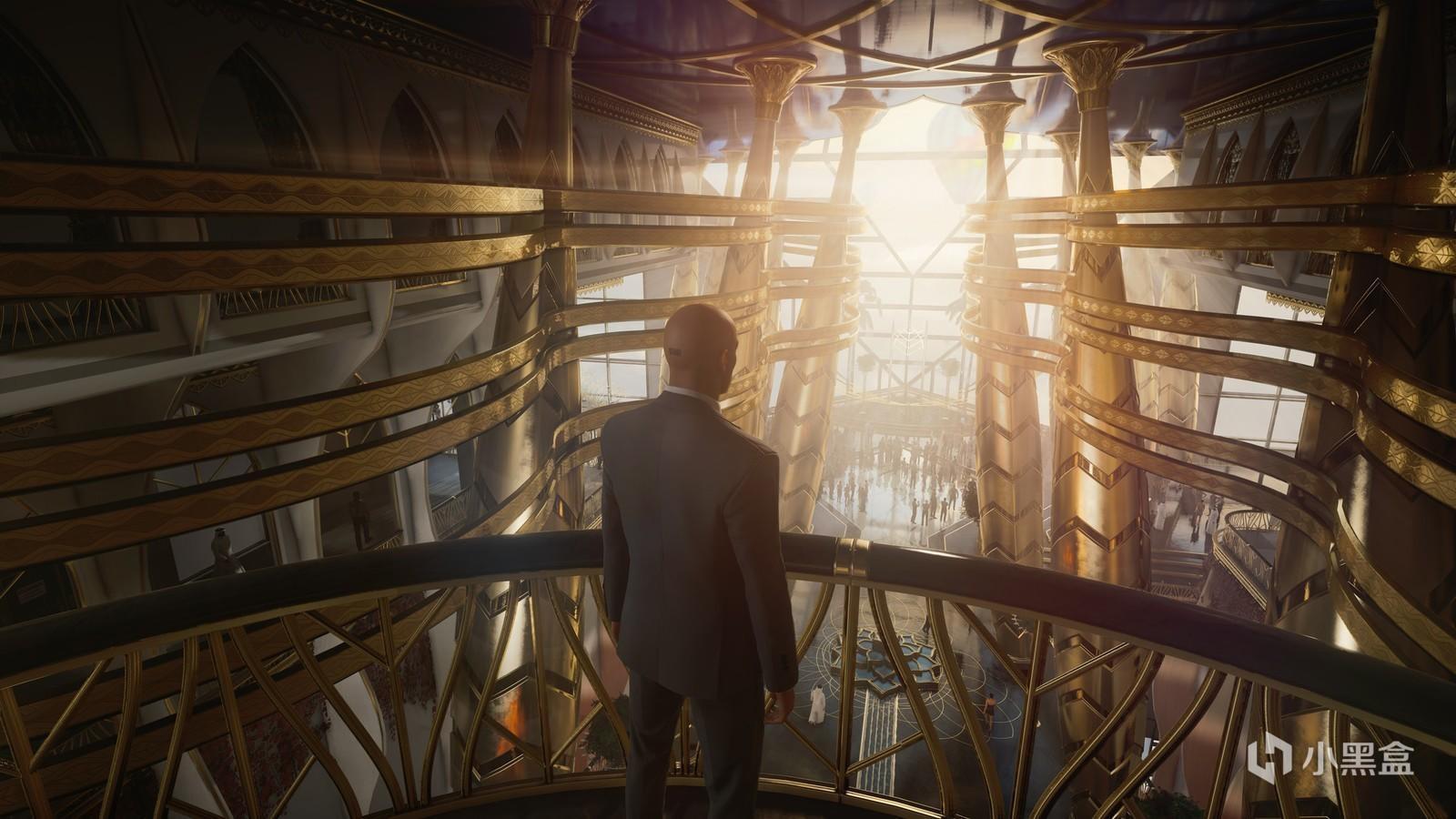 《杀手3》将在2021年发售,并通过更新获得光追支持