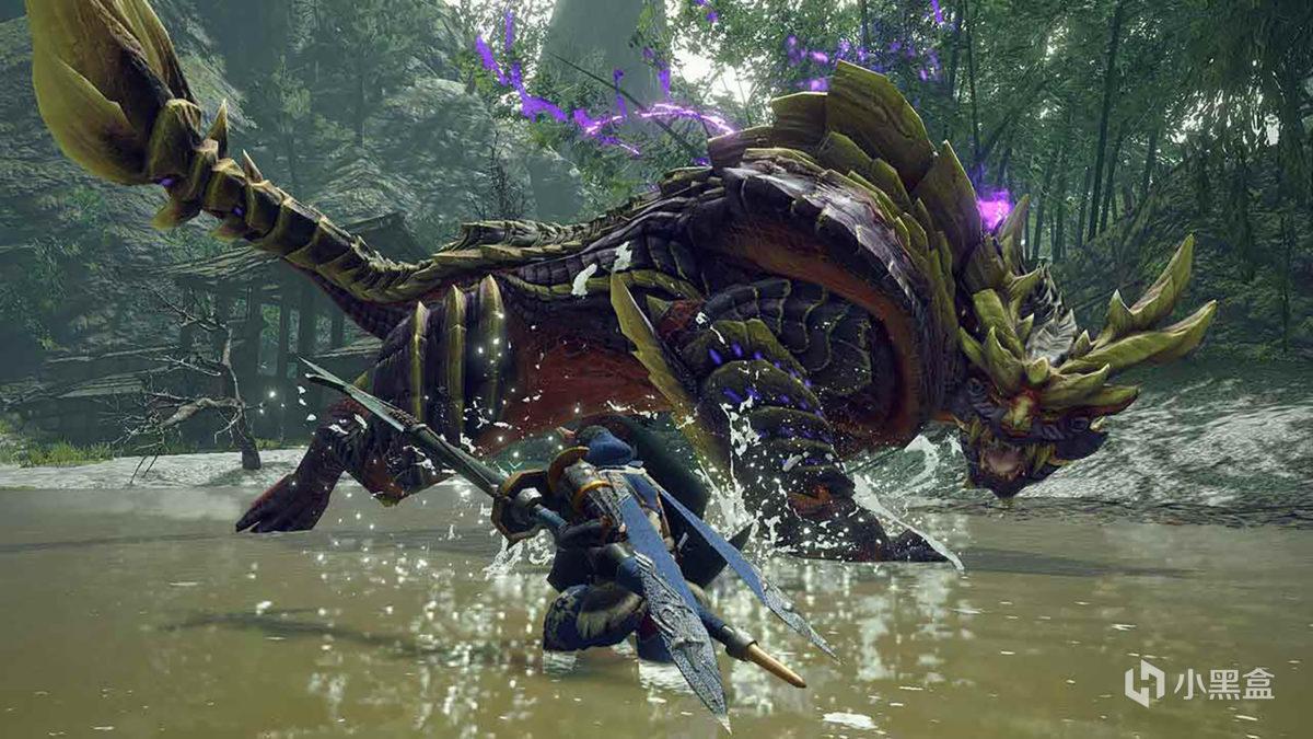 "Capcom确认《怪物猎人:崛起》与""世界""一样提供免费DLC"