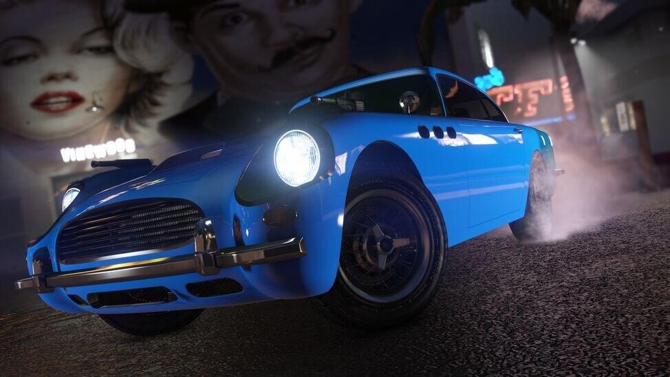 《GTA5:经典跑车今犹在,不见当年洛城王》插图25