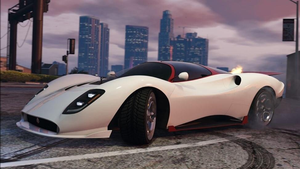 《GTA5:经典跑车今犹在,不见当年洛城王》插图11