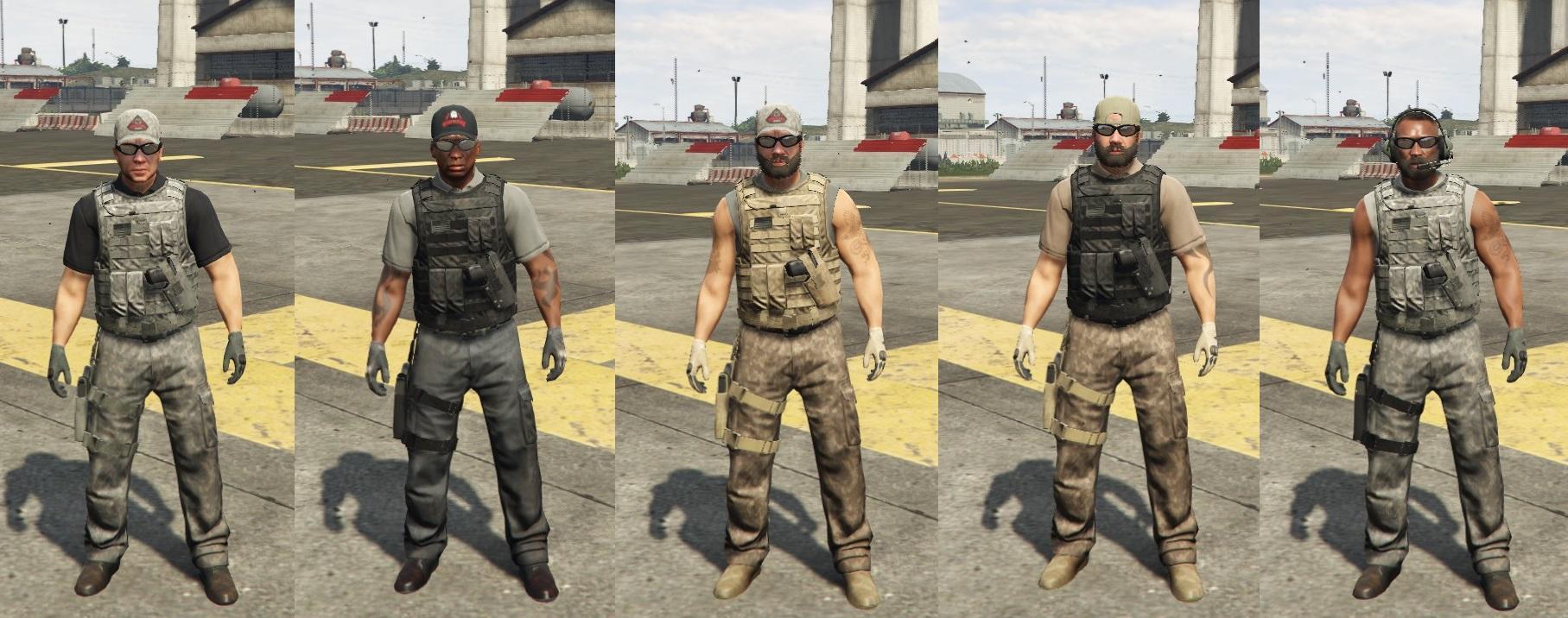 【知己知彼百战不殆】《GTA》系列武装力量简介:梅利威瑟私人安保插图4