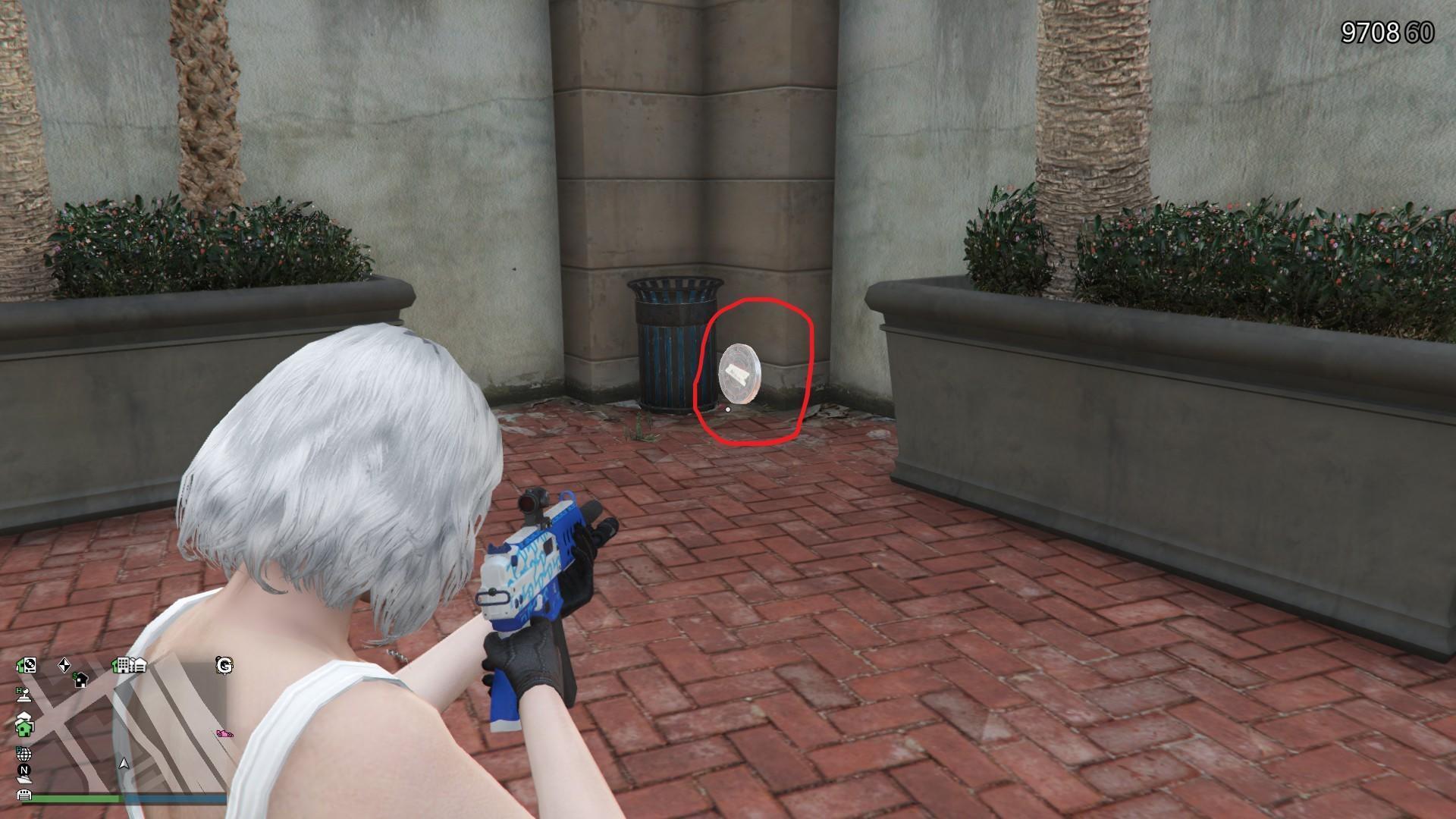 "《GTA Online》""失窃电影道具""收集攻略插图4"