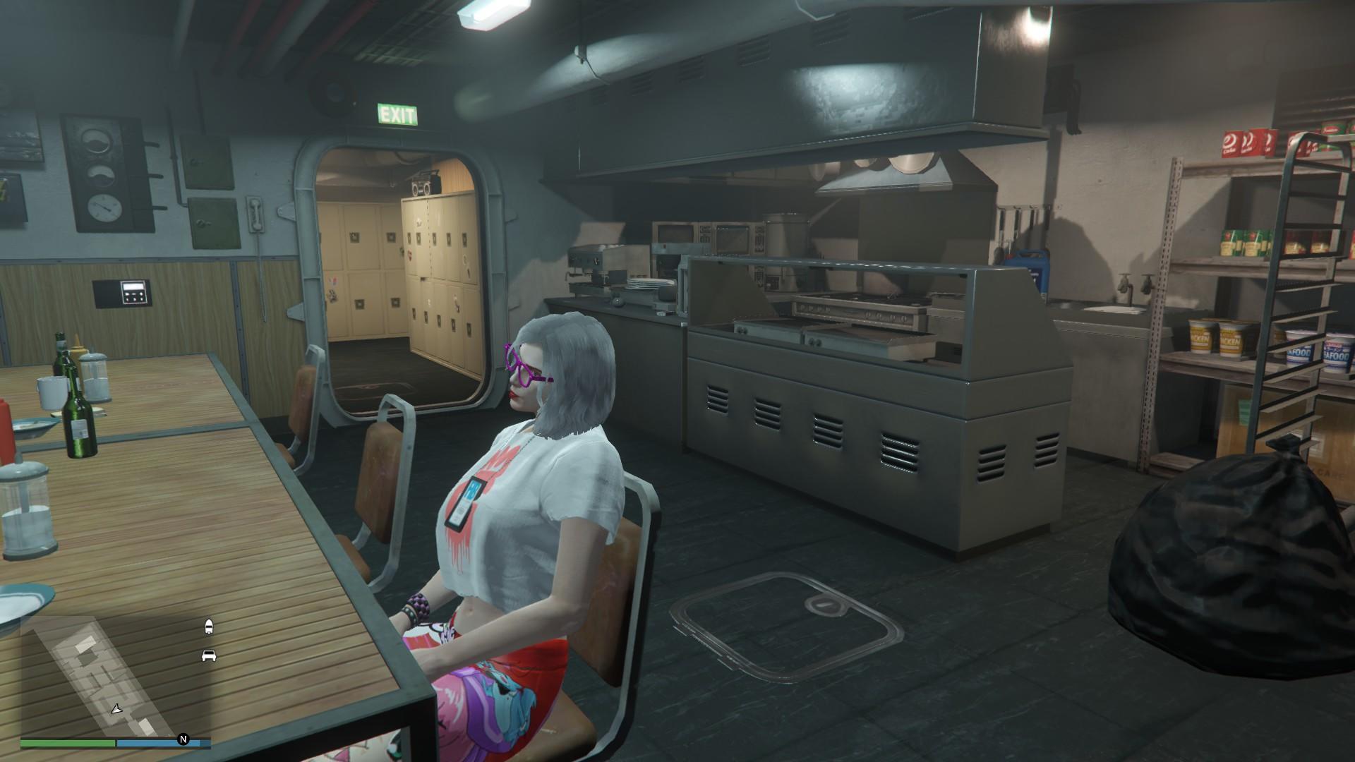 """《GTA Online》全新载具资产""""虎鲸""""潜水艇插图16"""