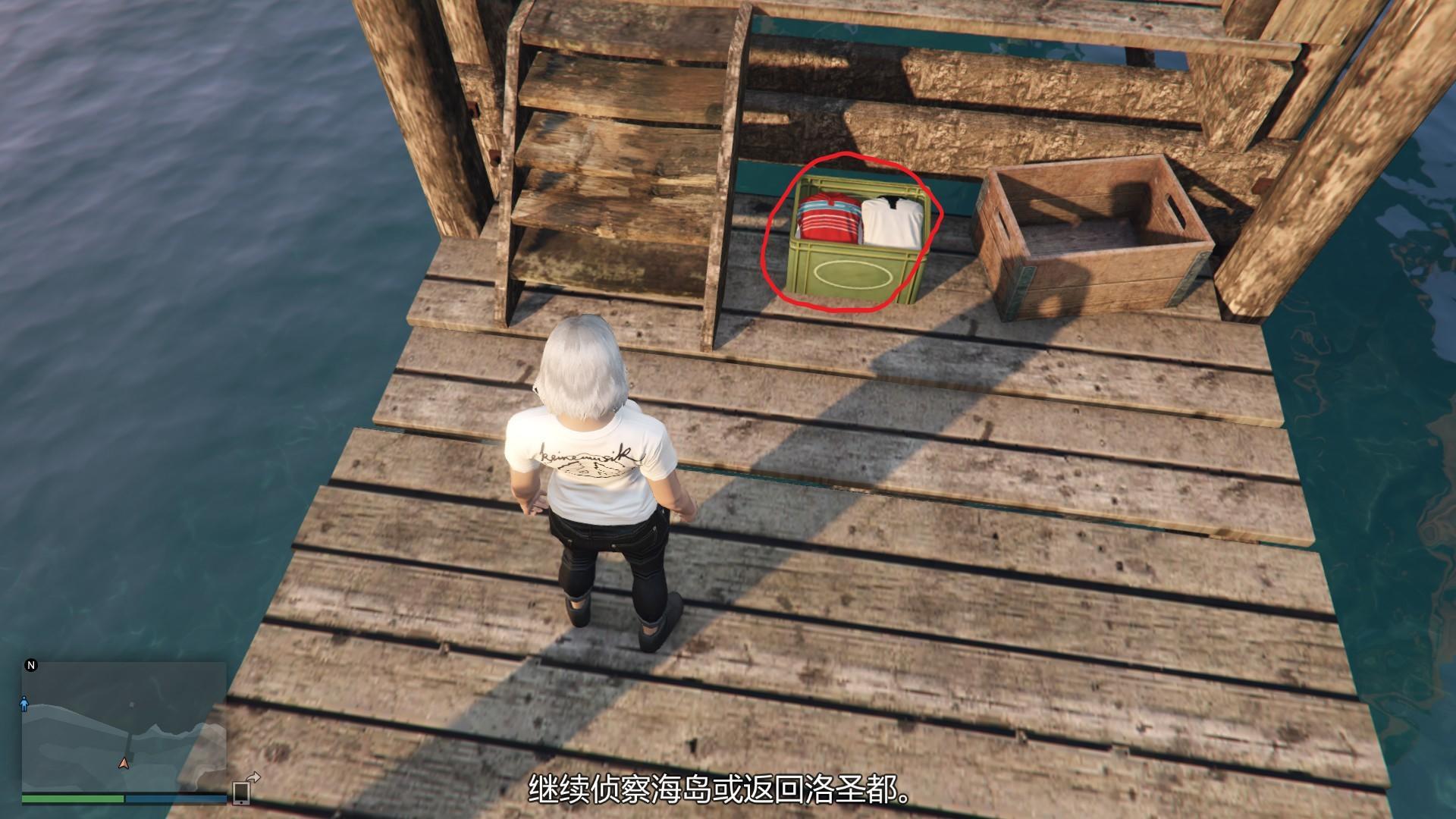 """《GTA 5:佩岛劫案》""""隐藏元素""""一览插图5"""