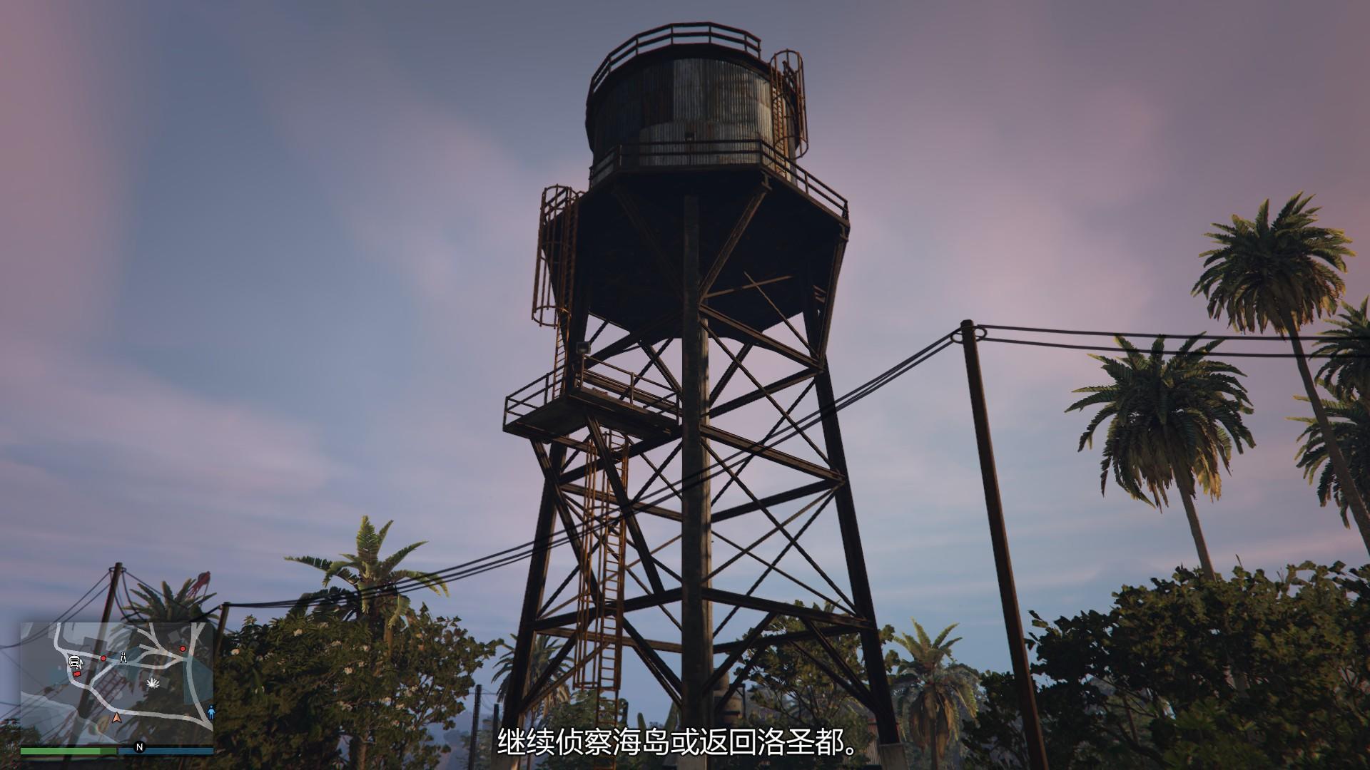 """《GTA 5:佩岛劫案》""""隐藏元素""""一览插图4"""