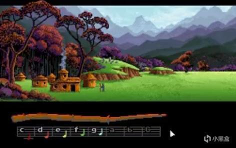 eXoDOS项目可通过DOSBox运行,让玩家通过模拟器,来体验如LucasArts①出品的《纱之器》②这样的经典之作