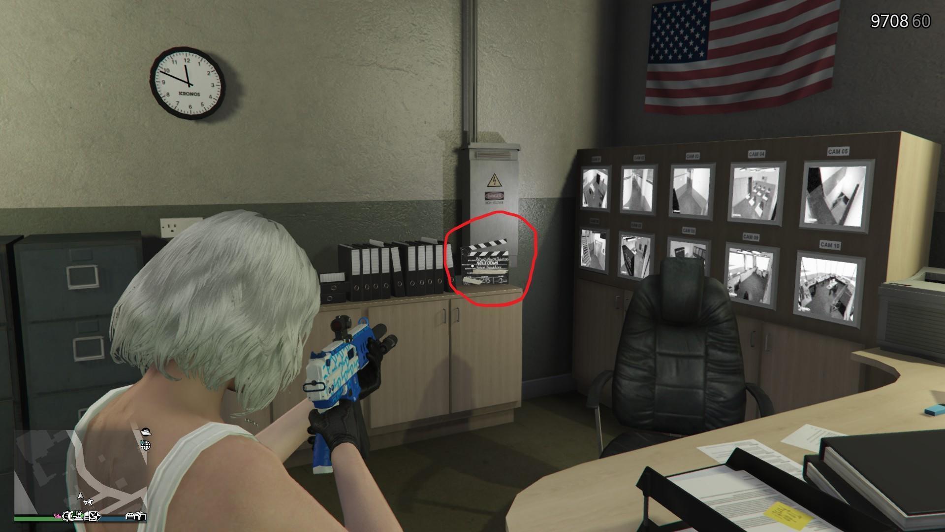 "《GTA Online》""失窃电影道具""收集攻略插图26"
