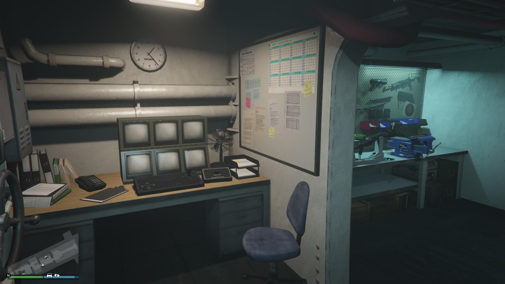 """《GTA Online》全新载具资产""""虎鲸""""潜水艇插图18"""