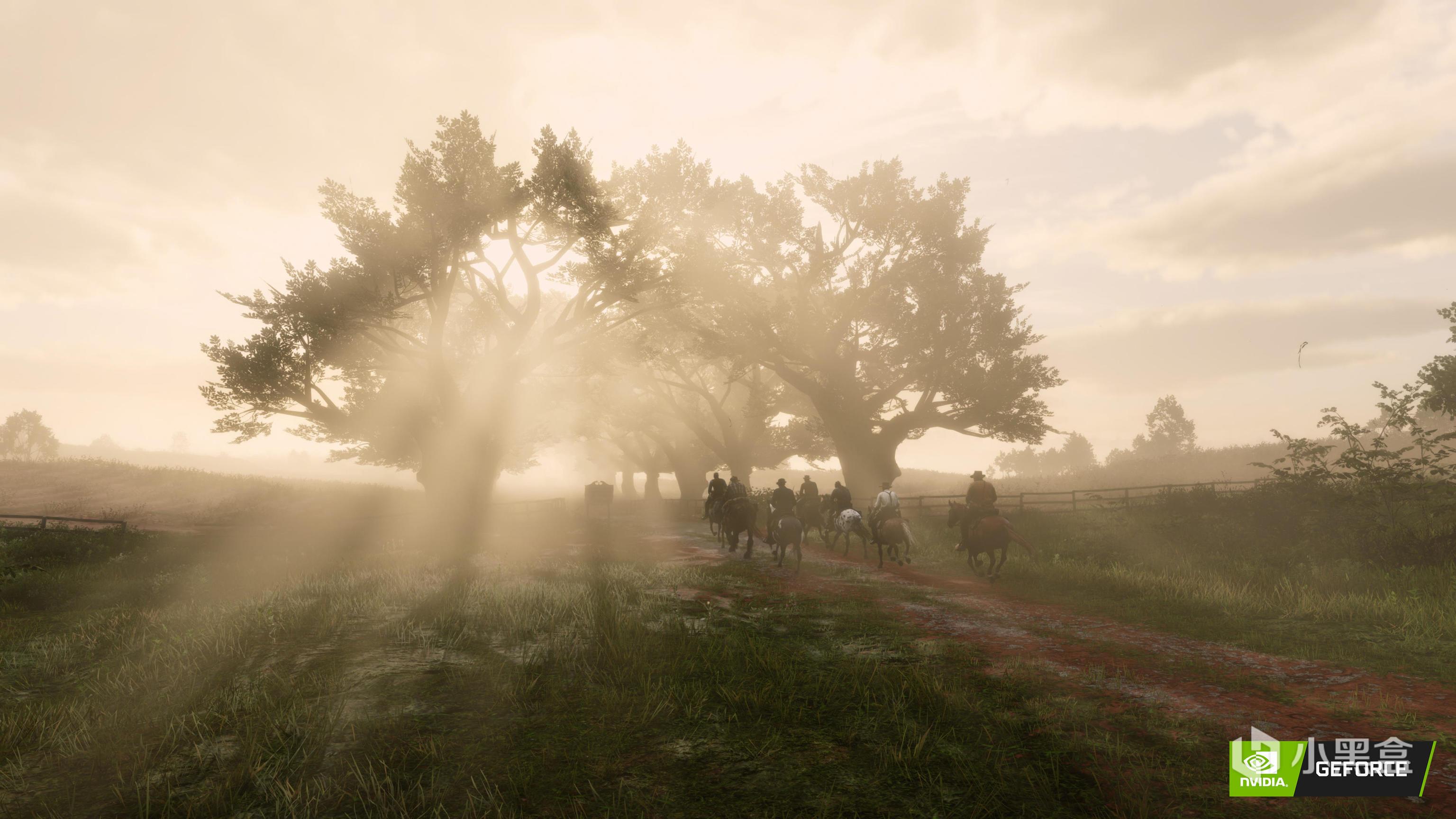 Nvidia宣布《荒野大镖客2》《彩虹6号》等新增光追和DLSS-C3动漫网
