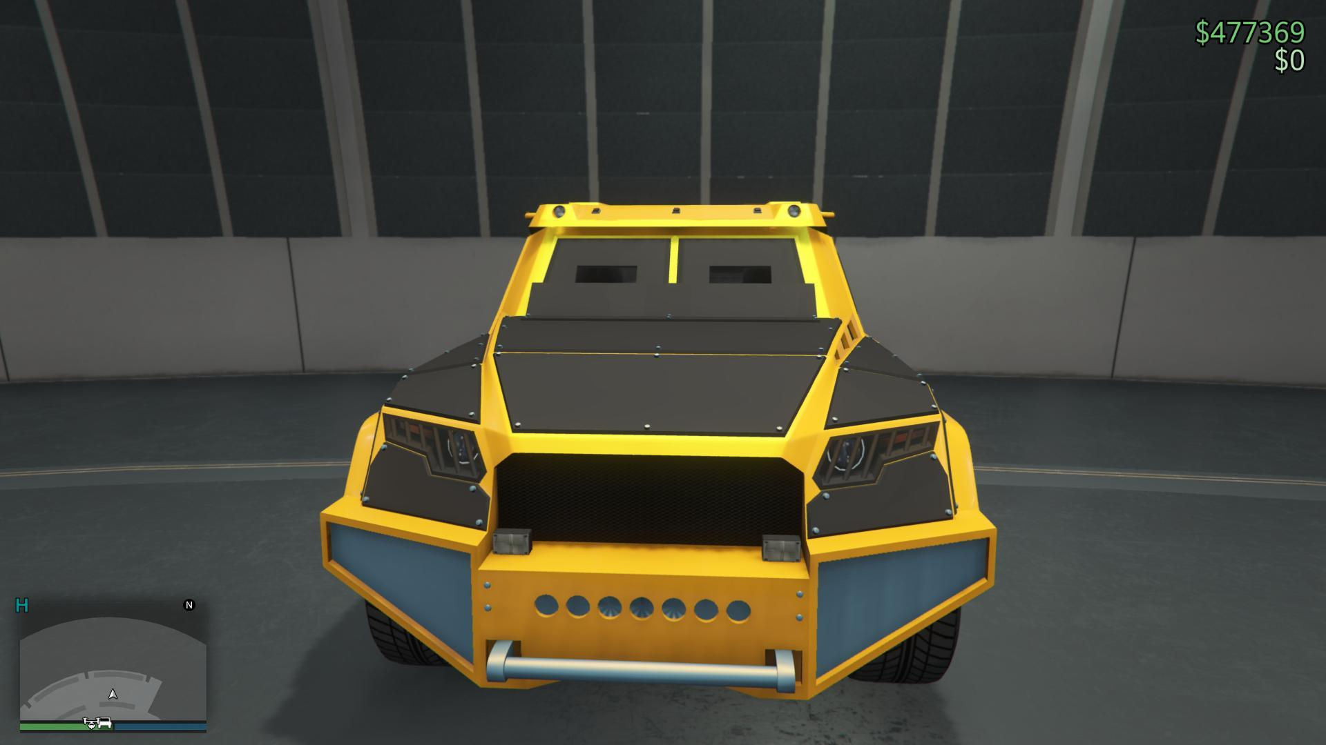 GTA5-线上常用交战载具克制总结插图2