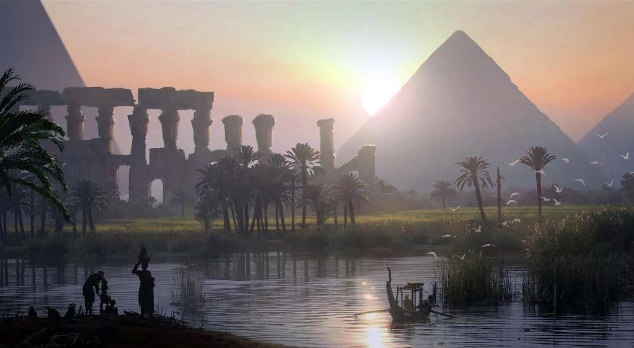 「桌游推荐」尼罗河畔的不朽丰碑——《埃及人:流沙》
