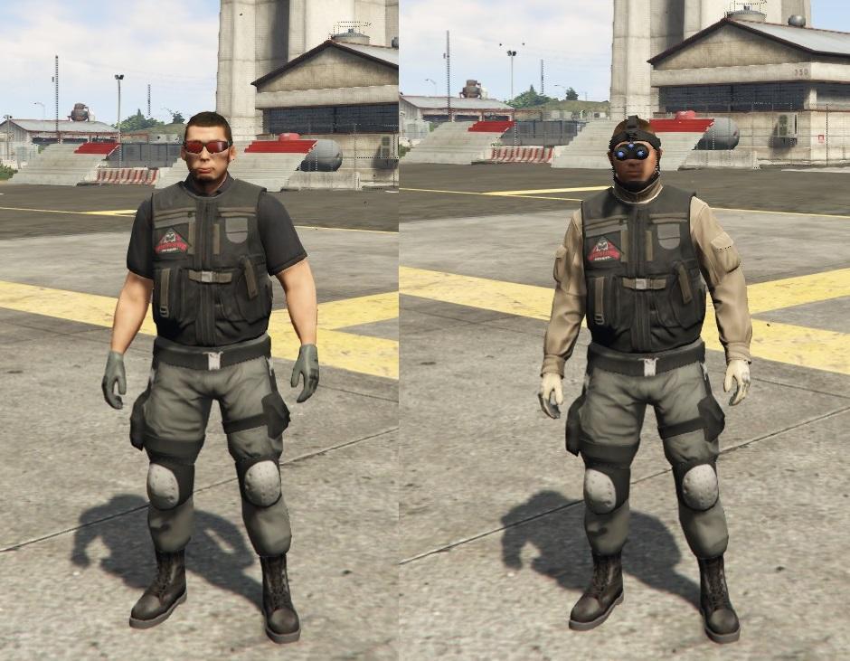 【知己知彼百战不殆】《GTA》系列武装力量简介:梅利威瑟私人安保插图6