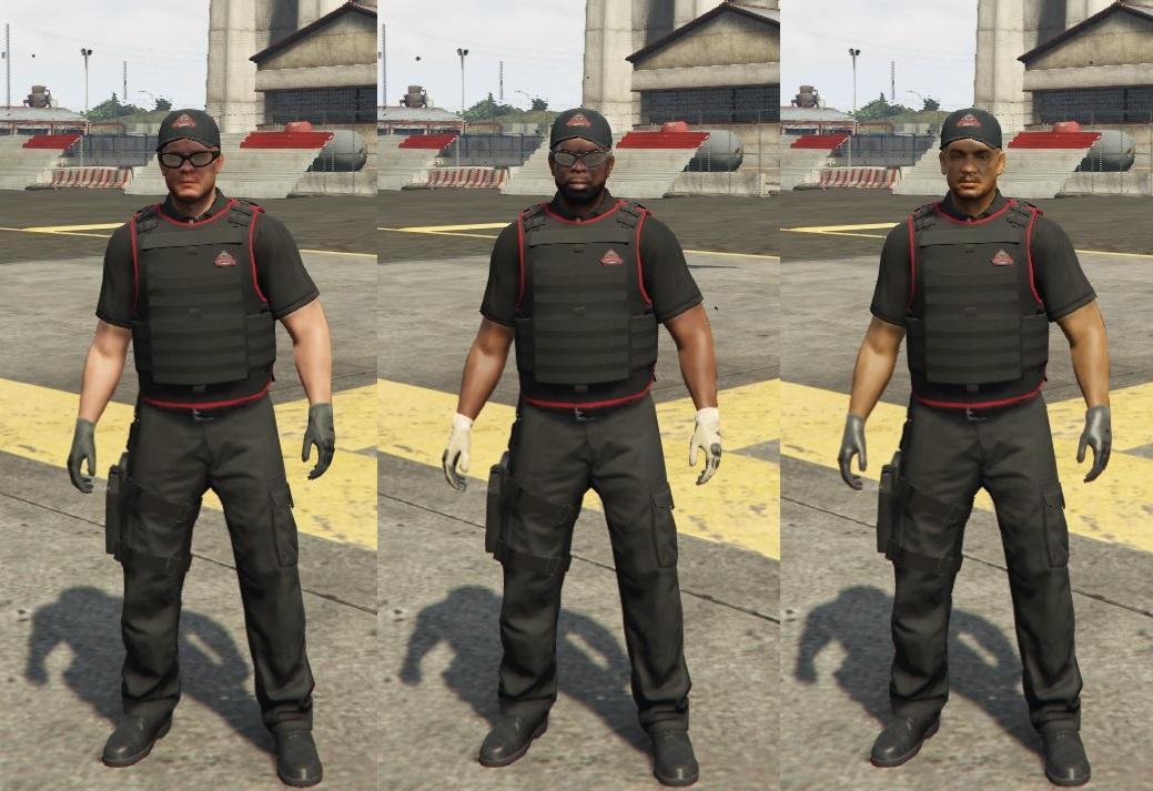 【知己知彼百战不殆】《GTA》系列武装力量简介:梅利威瑟私人安保插图7