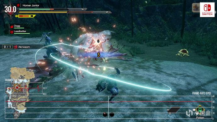数毛社《怪物猎人Rise》评测:帧数稳定在30FPS,加载速度迅-C3动漫网