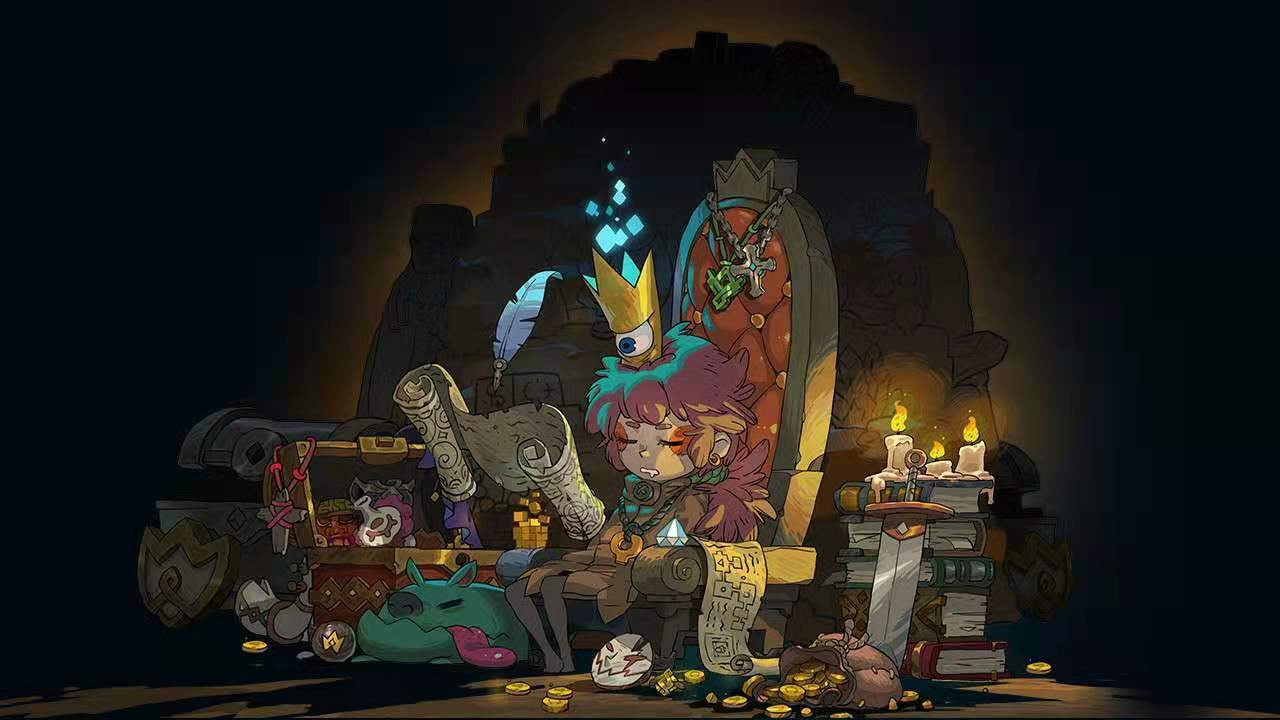 《不思议的皇冠》评测:古早味系统与2D手绘美术的完美结合