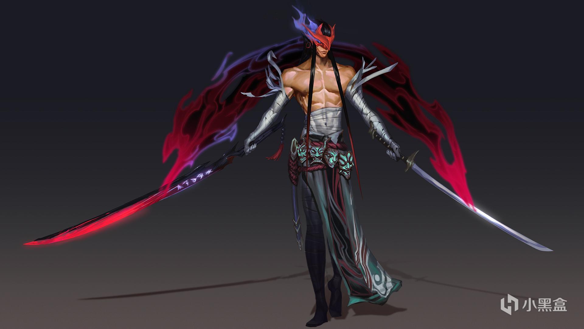 英雄剖析:永恩 亚索快乐的时候,他都在苦练剑术