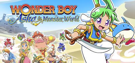 神奇小子:爱莎在怪物世界(Wonder Boy: Asha in Monster World)插图6