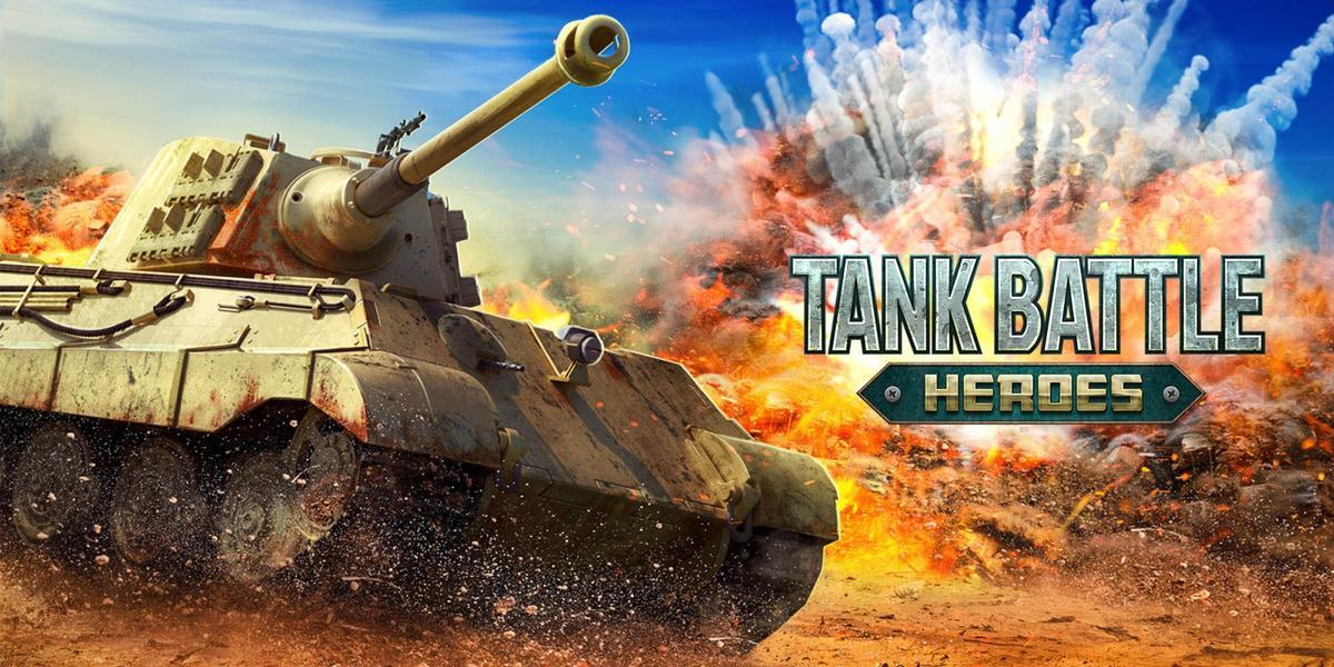 坦克战争英雄(Tank Battle Heroes)插图5