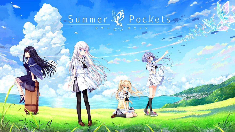夏日口袋 流光蓝(Summer Pockets REFLECTION BLUE)插图5