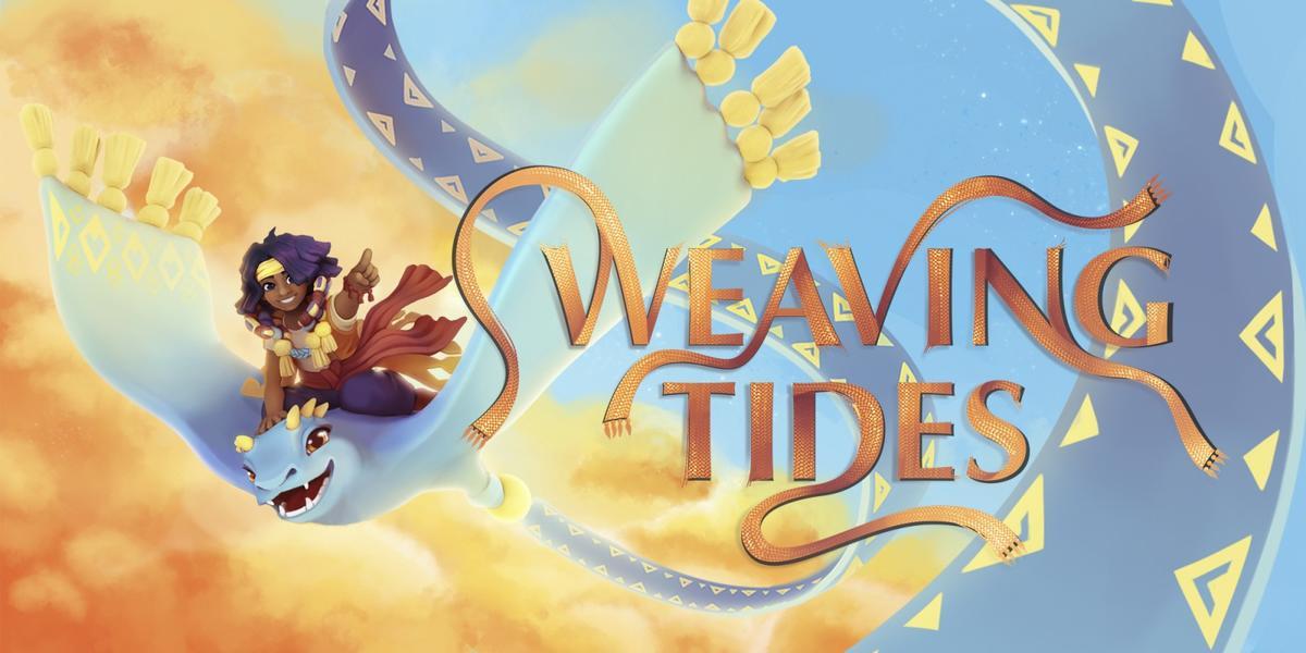 编织潮汐(Weaving Tides)插图6