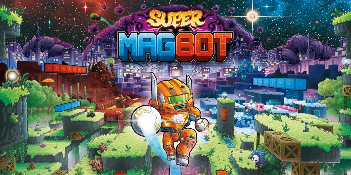 超级磁力机器人(Super Magbot)插图5