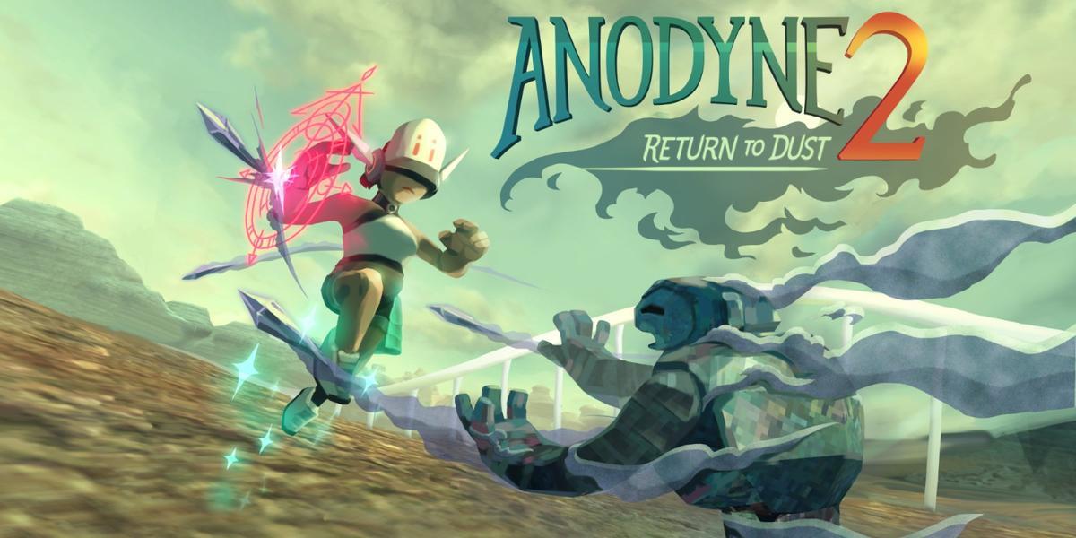 镇痛2:归于尘土(Anodyne 2: Return to Dust)插图4