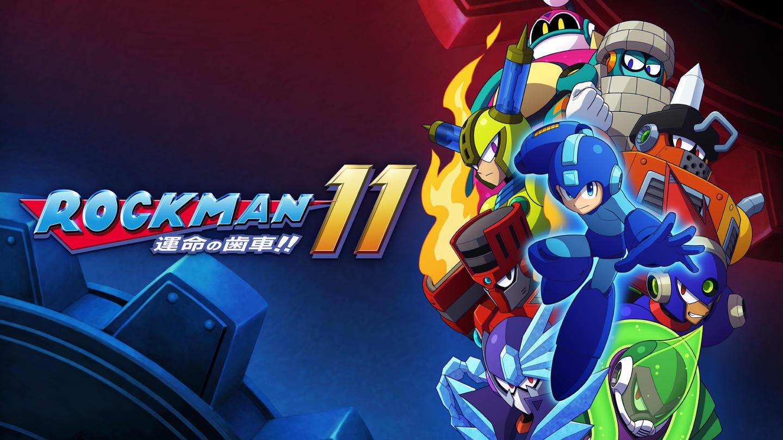 洛克人11:命运的齿轮(Mega Man 11)插图6