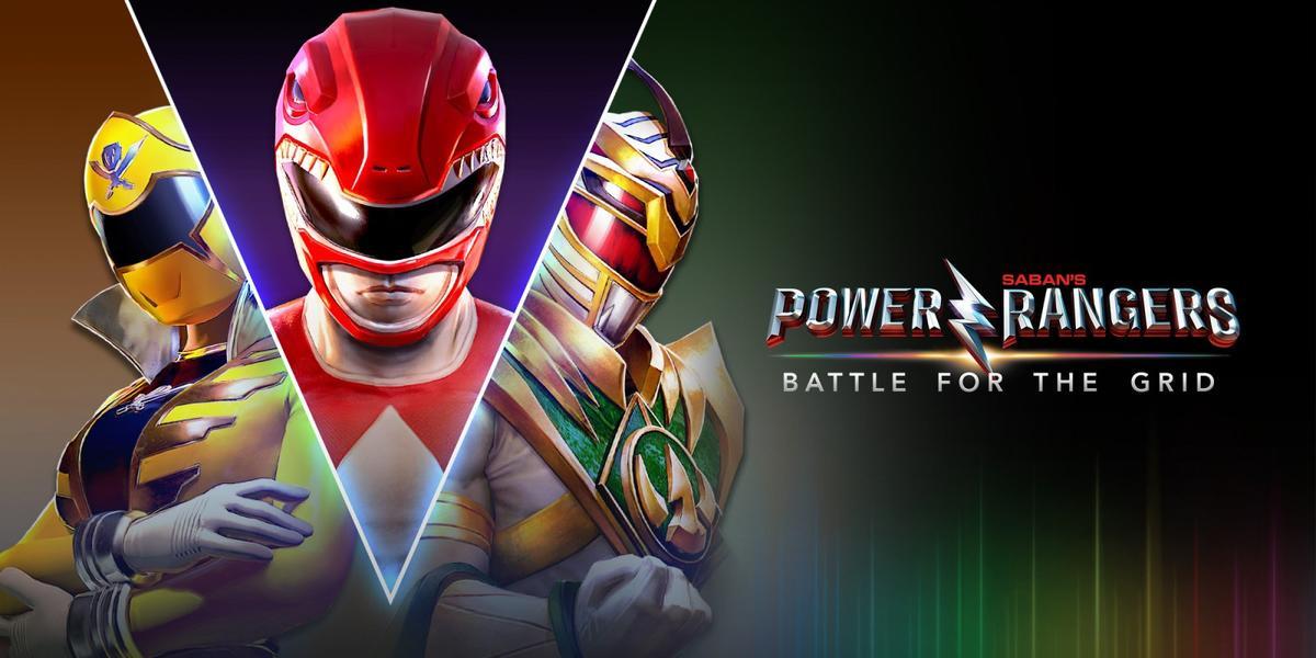 超凡战队:能量之战(Power Rangers: Battle for the Grid)插图4
