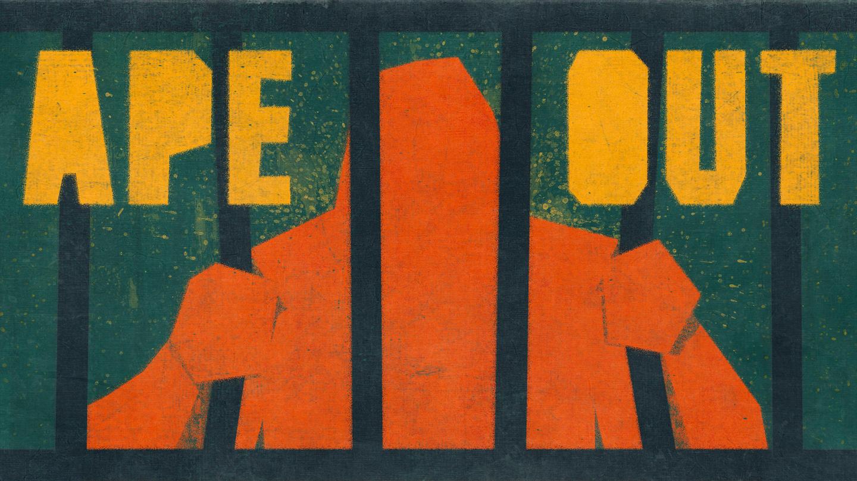 猿人逃出(APE OUT)插图5