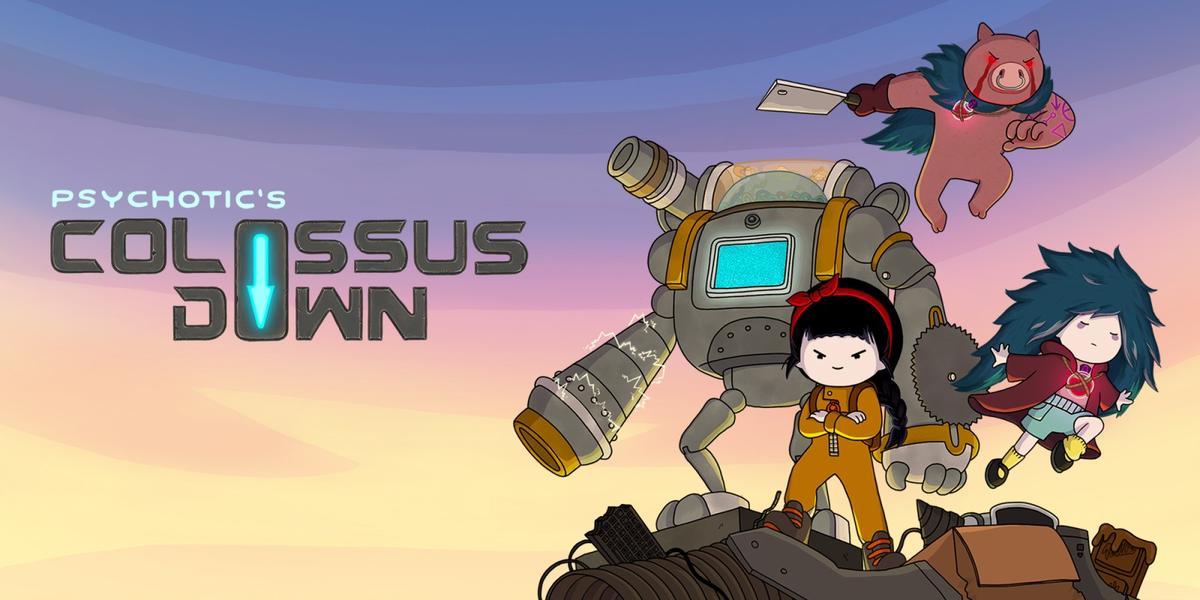 巨像陨落(Colossus Down)插图5