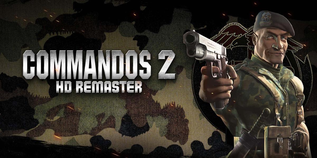 盟军敢死队2 – 高清复刻版(Commandos 2 – HD Remaster)插图5