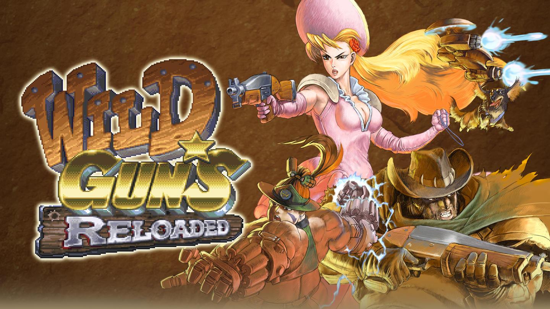 荒野之枪:重装上阵(Wild Guns Reloaded)插图5
