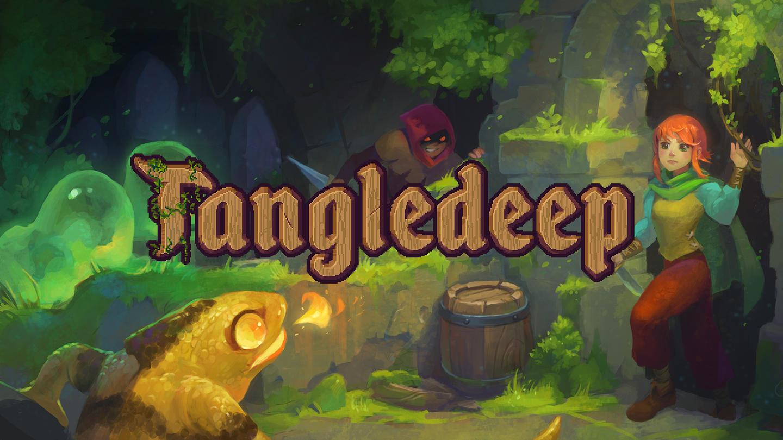 纷乱深渊(Tangledeep)插图6