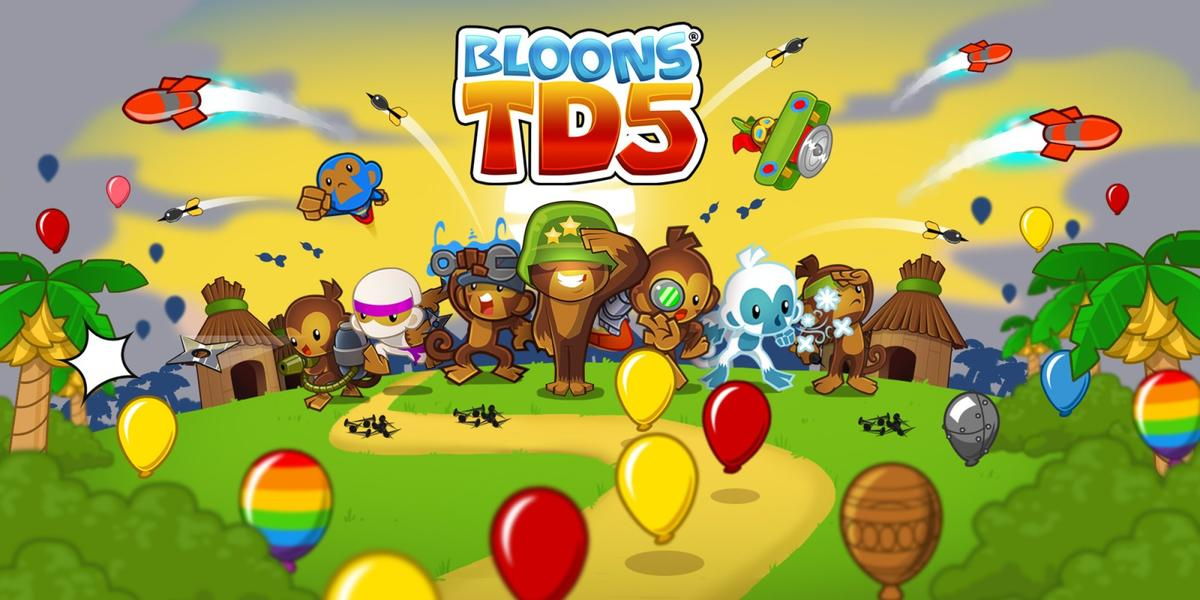 猴子塔防5(Bloons TD 5)插图5