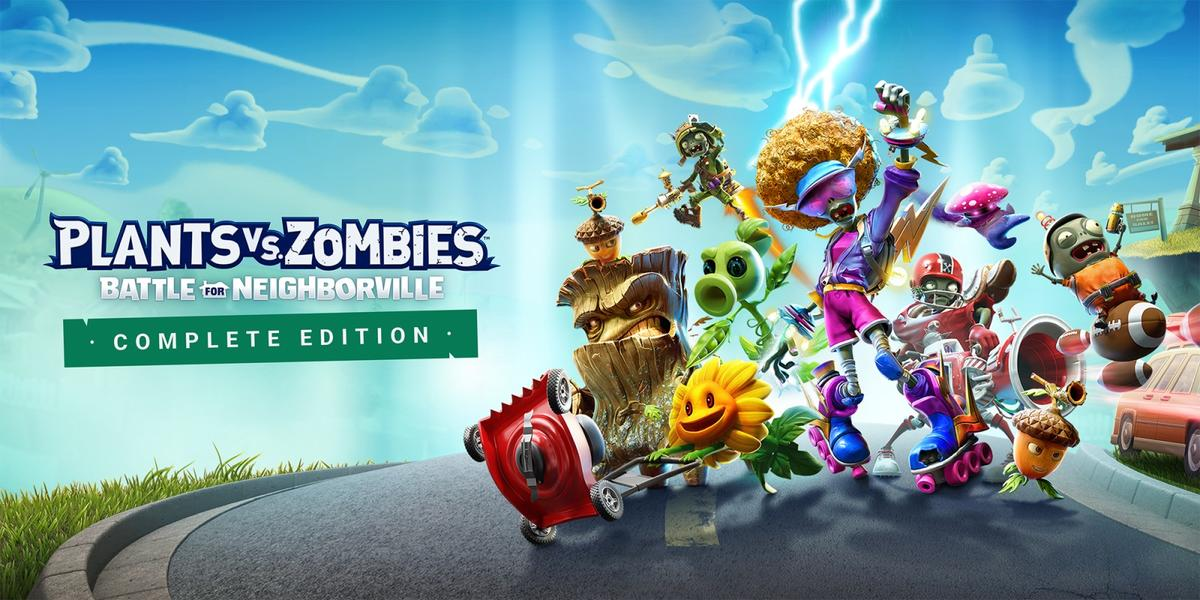 植物大战僵尸:和睦小镇保卫战 完整版(Plants vs. Zombies: Battle for Neighborville Complete Edition)插图4