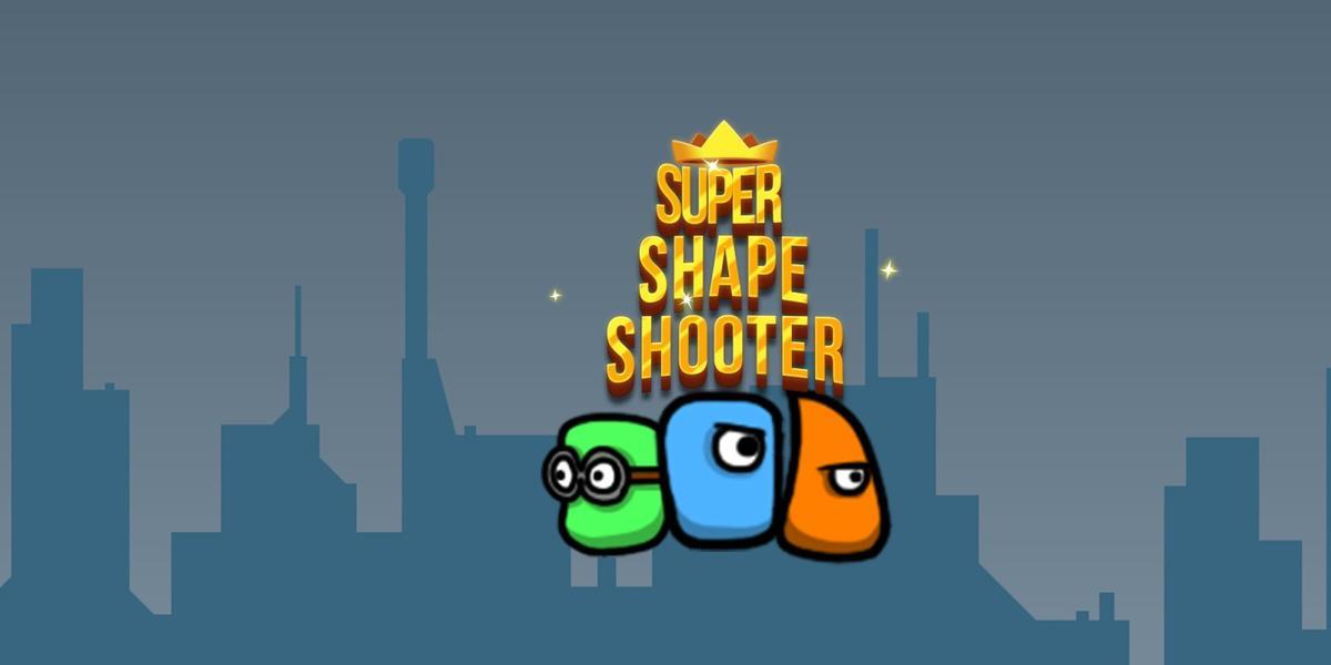 超级形状射手(Super Shape Shooter)插图3